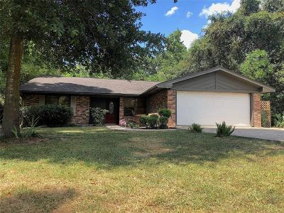 Huffman Single Family Home For Sale: 805 Havard Road