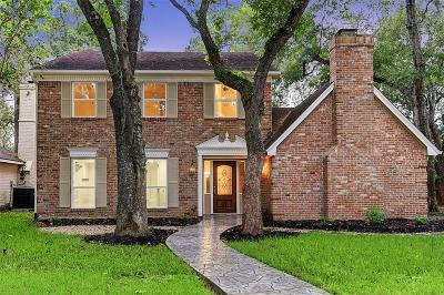 Houston Single Family Home For Sale: 703 Langwood Drive