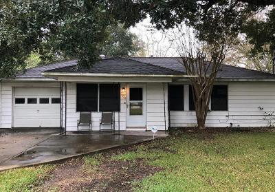 Alvin Single Family Home For Sale: 709 Tovrea Road