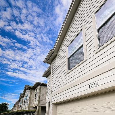Houston Condo/Townhouse For Sale: 1706 Redwing Ridge Drive