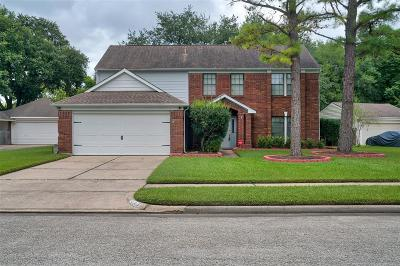 Houston Single Family Home For Sale: 943 Mulberry Ridge Way