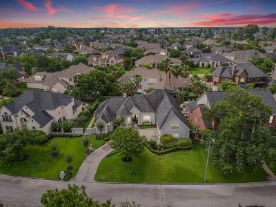 Galveston County, Harris County Single Family Home For Sale: 13410 Cypress Pond Drive