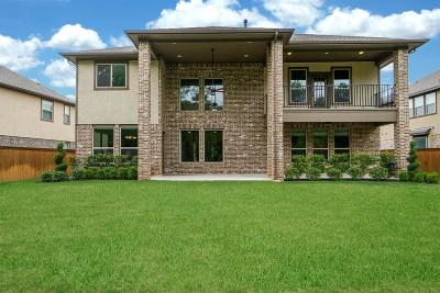 Sugar Land Single Family Home For Sale: 5423 Oban Terrace Lane Lane