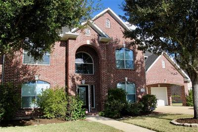 Sugar Land Single Family Home For Sale: 3723 Lakeridge Canyon Drive SW