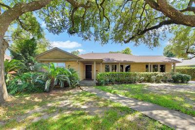 Houston Single Family Home For Sale: 3023 S Braeswood Boulevard