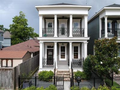 Houston Single Family Home For Sale: 1117 Nicholson Street