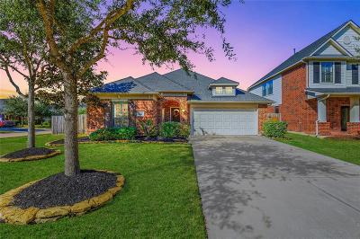 Katy TX Single Family Home For Sale: $230,000