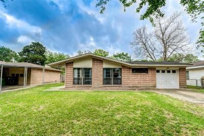 Houston Single Family Home For Sale: 642 Eastlake Street