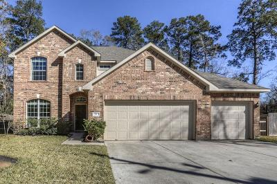Conroe Single Family Home For Sale: 82 Palos Verde