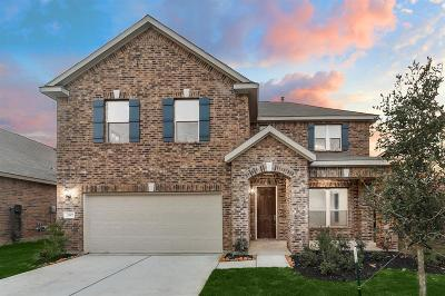 Conroe TX Single Family Home For Sale: $294,995