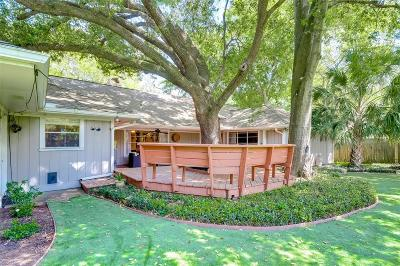 Houston Single Family Home For Sale: 2107 Rosefield Drive