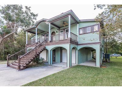 La Porte Single Family Home For Sale: 405 Bayshore Drive
