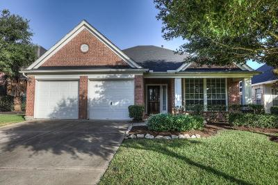 Katy Single Family Home For Sale: 6134 River Mist Court