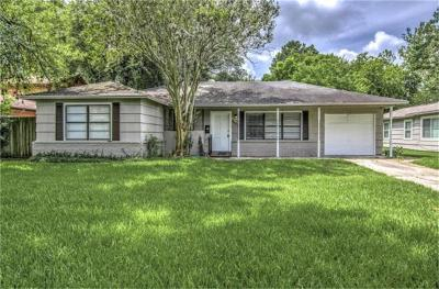 Bellaire Single Family Home For Sale: 4627 Holly Street