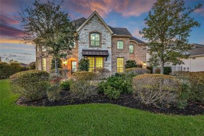 Tomball Single Family Home For Sale: 15 Wooded Overlook Drive