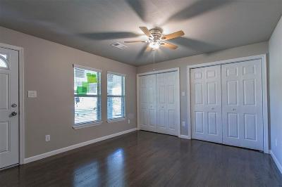 Alvin Single Family Home For Sale: 1601 Callaway Drive