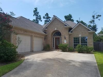 The Woodlands Single Family Home For Sale: 14 Pomerelle Place