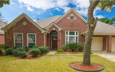 Friendswood Single Family Home For Sale: 3118 Red Maple Drive