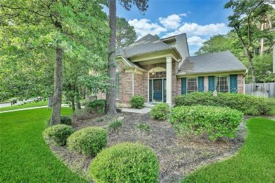 The Woodlands Single Family Home For Sale: 14 White Fawn Drive