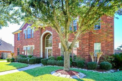 Pearland Single Family Home For Sale: 11614 Summer Moon Drive