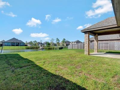 Manvel Single Family Home For Sale: 2634 Cutter Court
