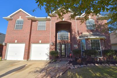 Richmond Single Family Home For Sale: 7418 Lassiter Hollow Lane
