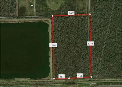 Residential Lots & Land For Sale: 1 Juliff Manvel Road