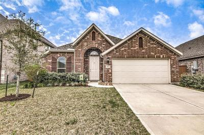 Texas City Single Family Home For Sale: 3033 Broadhaven Drive