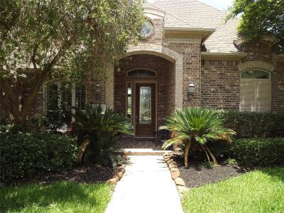 Fort Bend County Single Family Home For Sale: 1926 Lake Fountain Drive