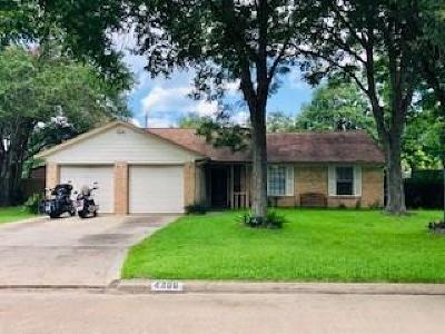 Santa Fe Single Family Home For Sale: 4306 A Bar Drive