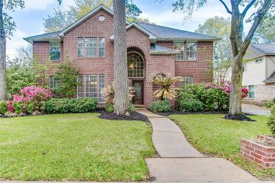 Houston Single Family Home For Sale: 6614 Seinfeld Court