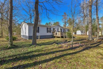 Montgomery Single Family Home For Sale: 7510 Lake Creek Circle