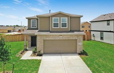 Hockley Single Family Home For Sale: 24003 Swather Way