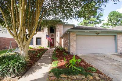 Spring Single Family Home For Sale: 5015 Quailgate Drive