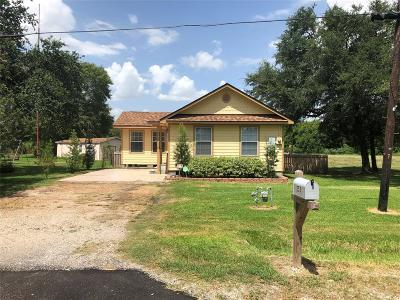 Baytown Single Family Home For Sale: 253 Mable Street