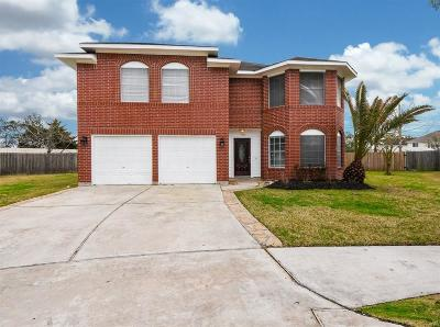 Tomball Single Family Home For Sale: 11503 Socorro Lane