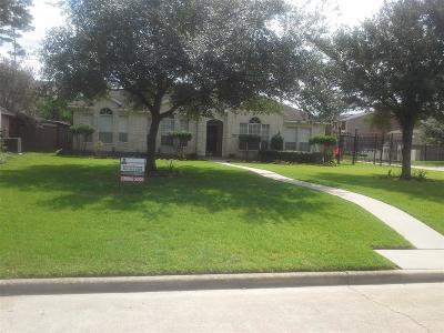 Houston Single Family Home For Sale: 5423 Oak Cove Drive
