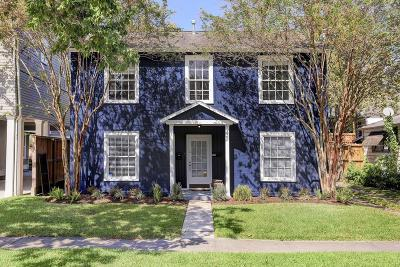 Houston Multi Family Home For Sale: 705 Wilken