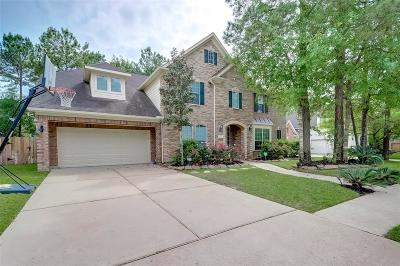 Cypress Single Family Home For Sale: 15311 Stable Run Drive