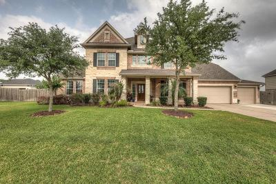 Friendswood Single Family Home For Sale: 2232 Lakeway Drive