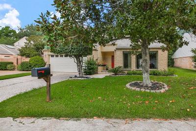 Houston Single Family Home For Sale: 310 W Fair Harbor Lane