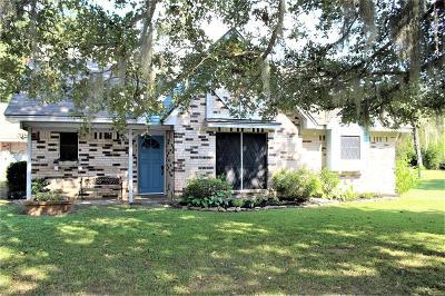 Waller Farm & Ranch For Sale: 1640 Scroggins Lane
