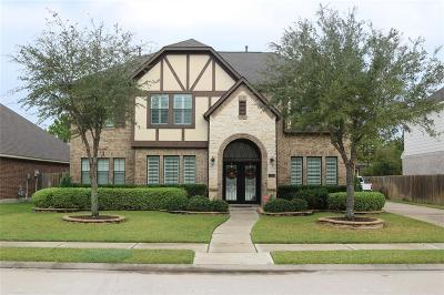 Katy Single Family Home For Sale: 3815 Bowie Bend Lane