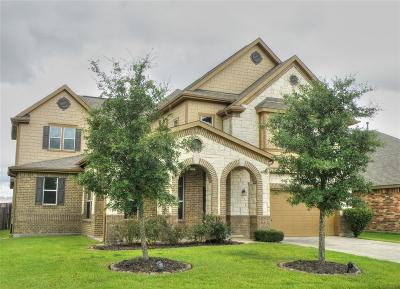 Manvel Single Family Home For Sale: 2723 Farlow Lane