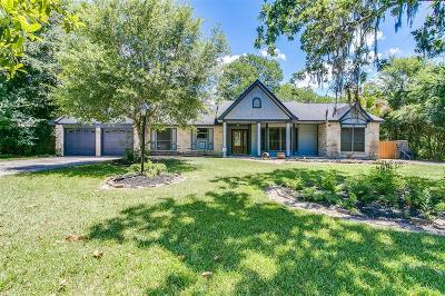 Friendswood Single Family Home For Sale: 1403 Greenbriar Avenue