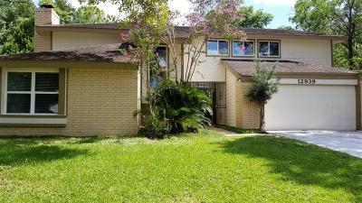 Houston Single Family Home For Sale: 12939 Knotty Glen Lane