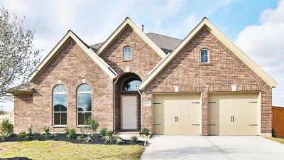 Manvel Single Family Home For Sale: 2631 Cutter Court