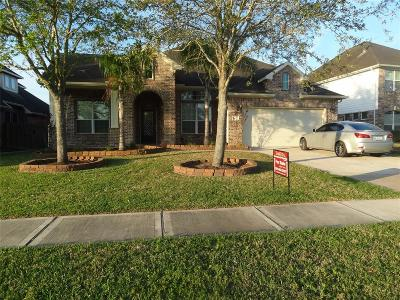 Friendswood Single Family Home For Sale: 4354 Staghorn Lane