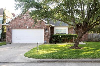 Katy Single Family Home For Sale: 20019 White Creek Trl