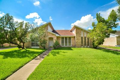 Houston Single Family Home For Sale: 10323 Sagegreen Drive